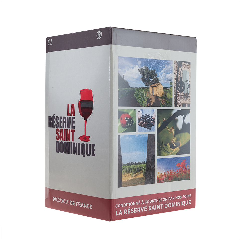la reserve saint dominique 5l